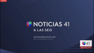 Wxtv noticias 41 a las seis package 2019