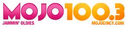 100.3 WMOJ Logo
