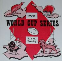1970 Rugby League World Cup