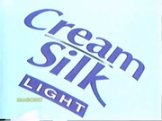 Cream Silk Logo 1990