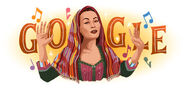 Google Yma Sumac's 94th Birthday