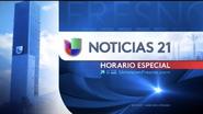 Kftv noticias univision 21 horario especial package 2013