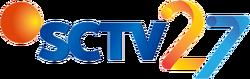 Logo 27 Tahun SCTV