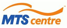 MTS Centre logo