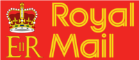 Old Royal Mail Logo Red