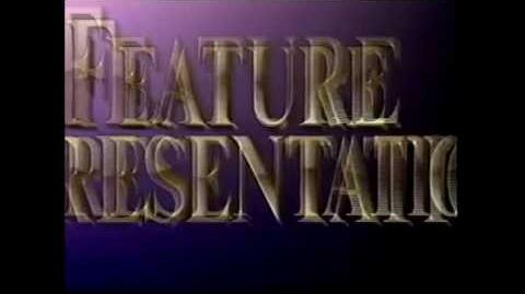 Paramount Stay Tuned For a Special Presentation Feature Presentation (2000)-1