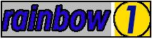 Rainbow 1 1992 logo