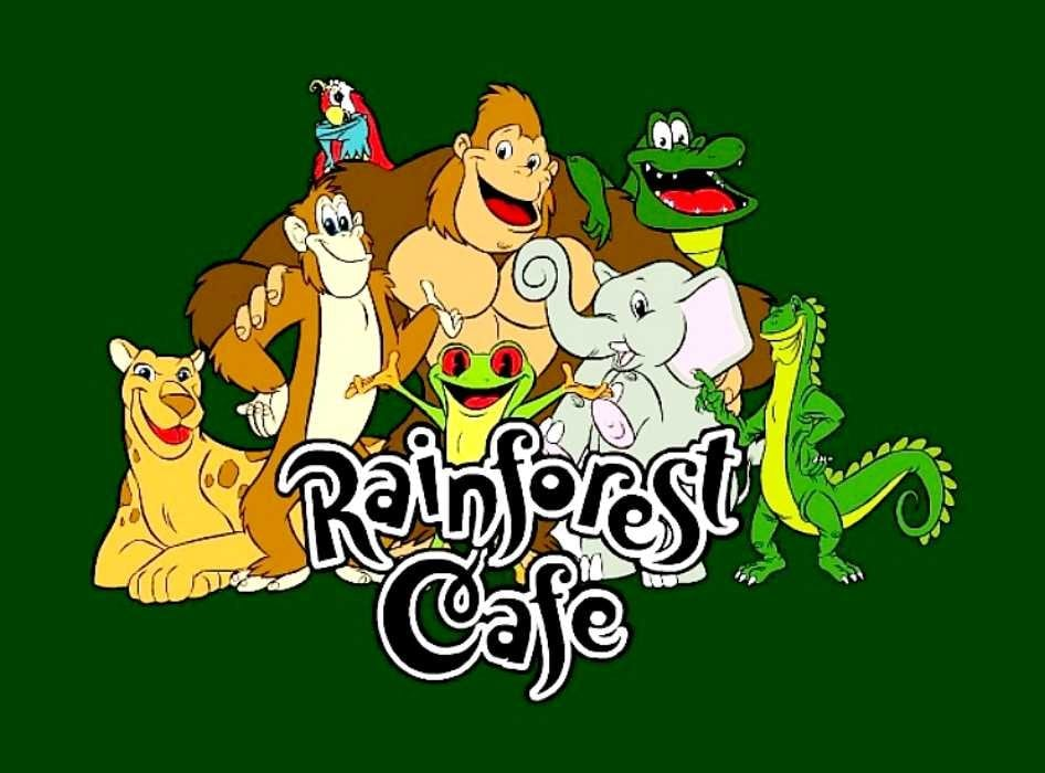Rainforest CafeFan Feed