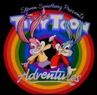 Tiny toon adventure logo