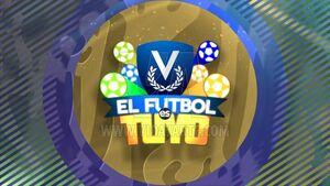Venevision enciende los motores con el futbol es tuyo