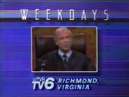 WTVR Divorce Court 1986 ID