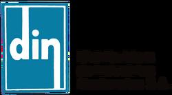 Logo Din 1970s