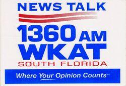 News Talk 1360 WKAT