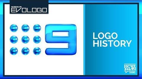 Nine Network Productions (Australia) Logo History Evologo Evolution of Logo