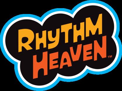 """Résultat de recherche d'images pour """"Rhythm Heaven Logo"""""""