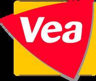 Tarjeta Vea antiguo logo