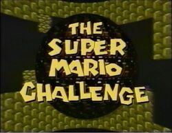 The Super Mario Challenge