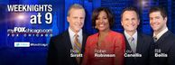 WFLD-TV's FOX Chicago News At 9 Video Promo From March 2012