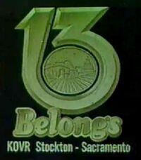 1979 KOVR Sacramento station ID joined-in-progress