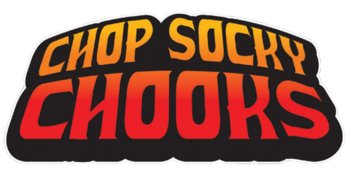 Chop Socky Chooks logo