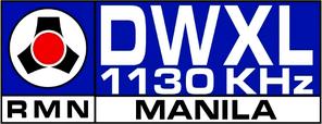 DWXL 1963 Logo