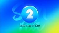 Ident Canal 2 (El Salvador) - 2020