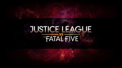 JusticeLeagueVsTheFatalFive