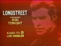 KABC Longstreet Promo Slide 1971