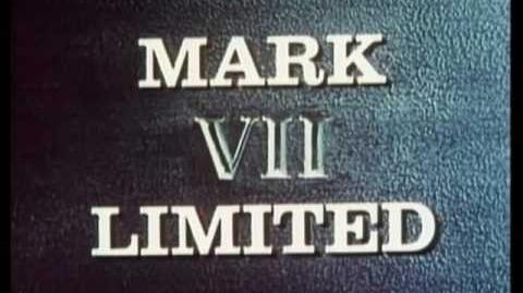 "Mark VII Limited ""Hammer"" Logo (1977)"