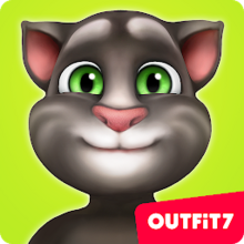 My Talking Tom with Outfit7 Bug