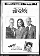 Prime 6 o' Clock News Newspaper Advert