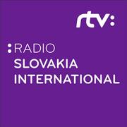 Rádio Slovakia International Square Background