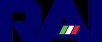 Rai horrizontal italy flag 1991