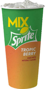 Sprite Tropic Berry