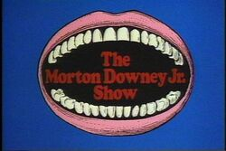 The Morton Downey Jr. Show
