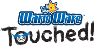 WarioWare Touched! - Logo