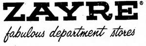 Zayre - 1956
