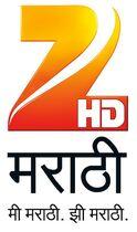 Zee-Marathi HD - logo - 20 Nov 2016
