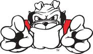 3401 georgia bulldogs-mascot-1997
