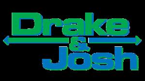 Drake & Josh logo no Nickelodeon logo