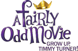 Grow Up Timmy Turner transparent logo