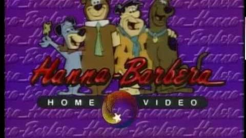 Hanna-Barbera Home Video logo on DVD?