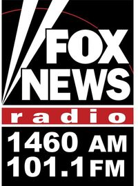 KION Fox News Radio 1460 AM 101.1 FM