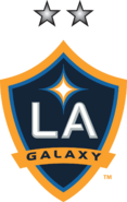 LA Galaxy logo (two silver stars)