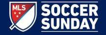 MLS Soccer Sunday