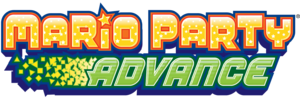 Mario Party Advance Logo