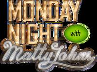 Monday Night With Matty Johns Logo (2017)
