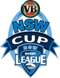 NSW Cup Logo until 2012