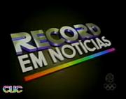 Record em Noticias (1995)