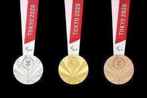 Tokyo2020Para Medals